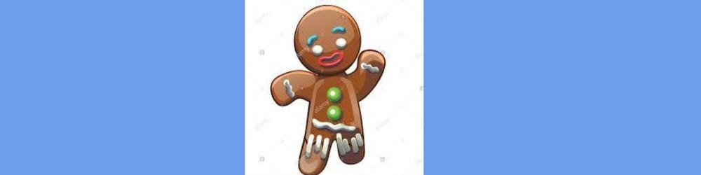 "Denio Elementary Presents ""The Gingerbread Dude"""