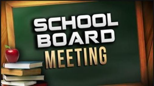 School Board Agenda - March 23, 2021
