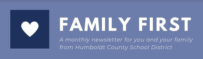 Family First - November Newsletter