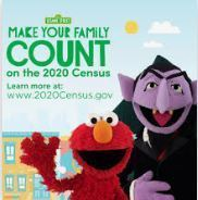Make Your Family Count/Haz que tu familia cuente - 2020 Census